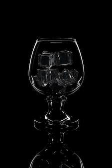 Szklanka do whisky z lodem