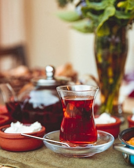 Szklanka herbaty