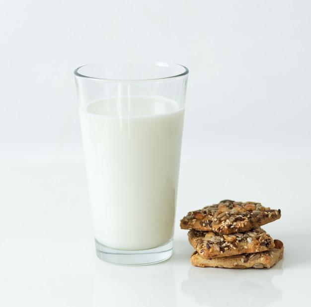 Szklanka mleka