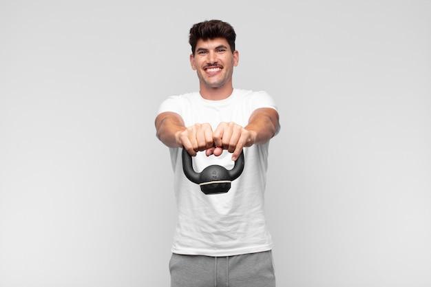 Szkolenie młodego człowieka. koncepcja sportu
