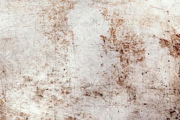Szorstka metaliczna tekstura powierzchni
