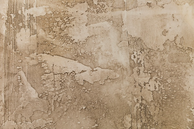 Szorstka powierzchnia cementu
