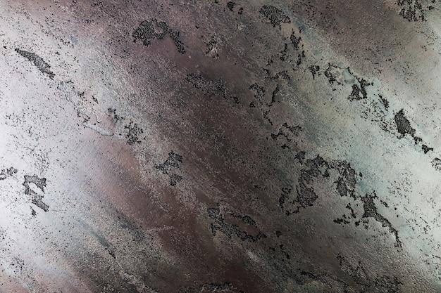 Szorstka powierzchnia ściany cementowej