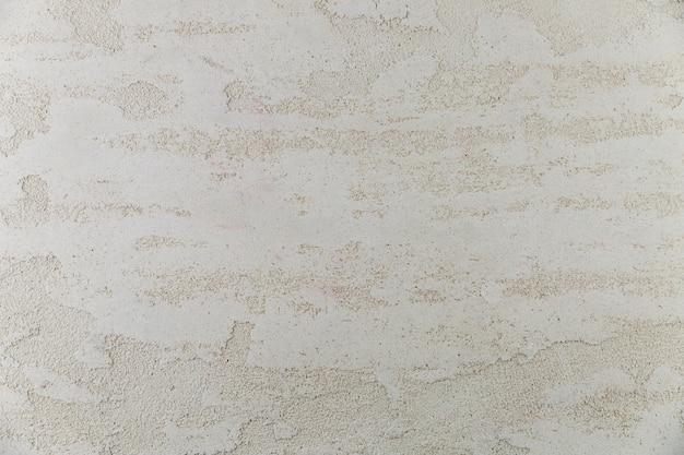 Szorstka powierzchnia ściany