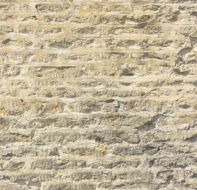 Szorstka teksturowana ściana