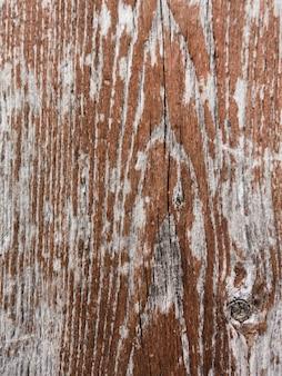 Szorstki drewniany teksturowanej tło