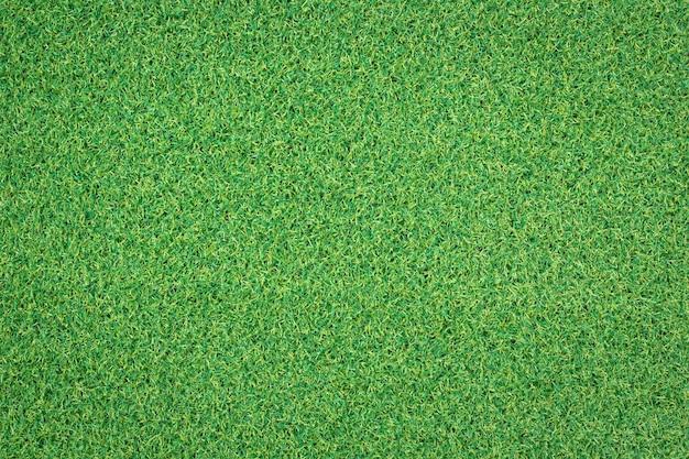 Sztuczna zielona trawa tekstura na tle