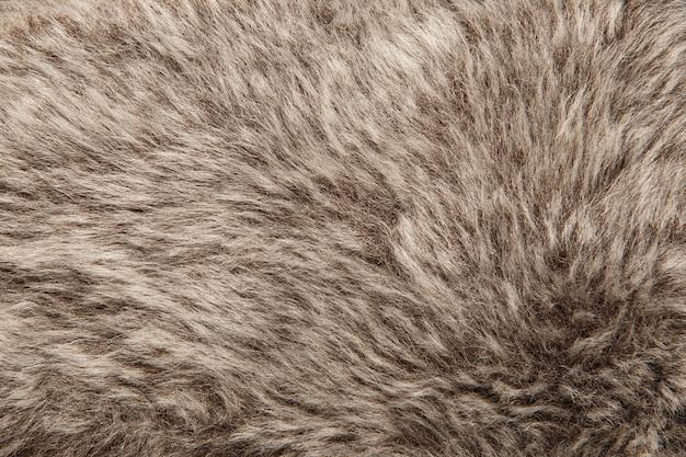 Sztuczne futro tekstura tło