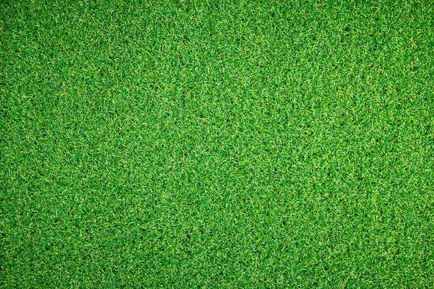 Sztuczny zielonej trawy tekstury tło