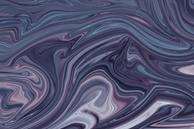 Sztuka abstrakcyjna piękna farba z marmuru do tekstury tła i projektowania