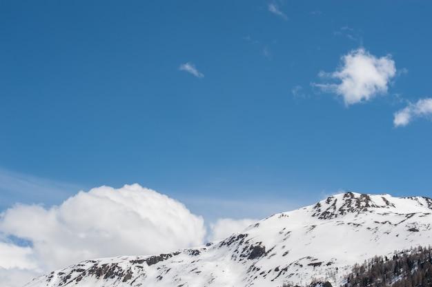 Szwajcarskie góry