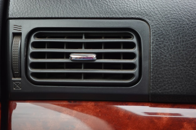 Szyba kratki klimatyzatora samochodowego,