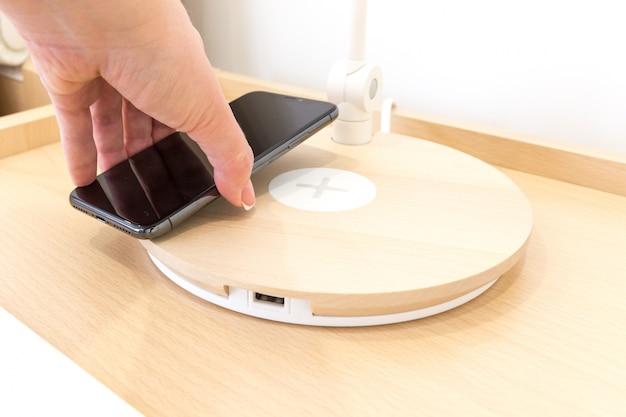 Szybkość ładowania telefonu komórkowego bezprzewodowo