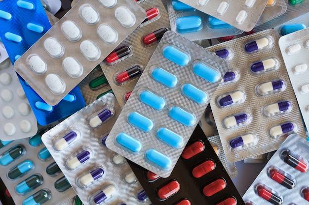 Tabletki medyczne