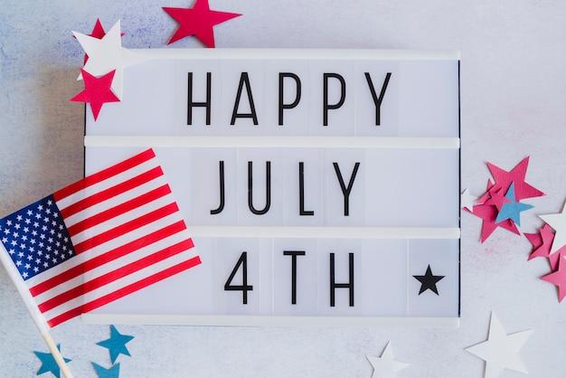 Tabliczka dekoracyjna i westchnienie na dzień niepodległości