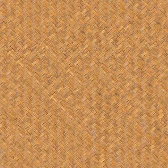 Taflowy tekstura drewniany rattan.