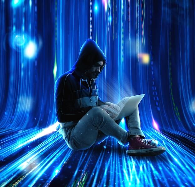 Tajemniczy haker
