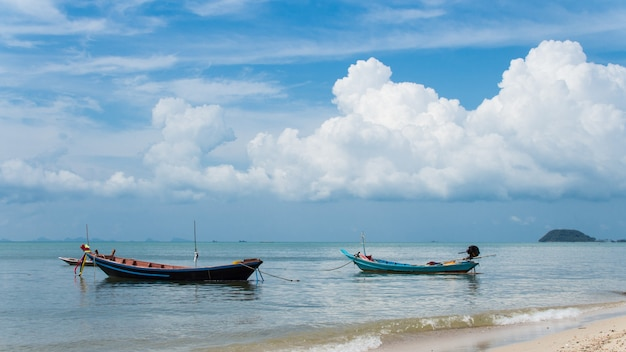 Tajlandia seascaoe, wyspa samui