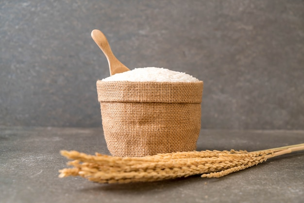 Tajski ryż jaśminowy