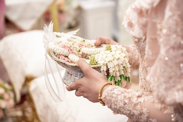 Tajskie dekoracje ślubne