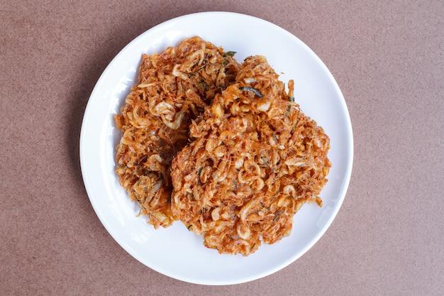 Tajskie jedzenie uliczne