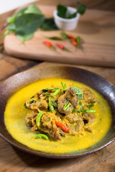 Tajskie jedzenie
