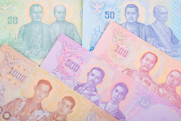 Tajskie pieniądze