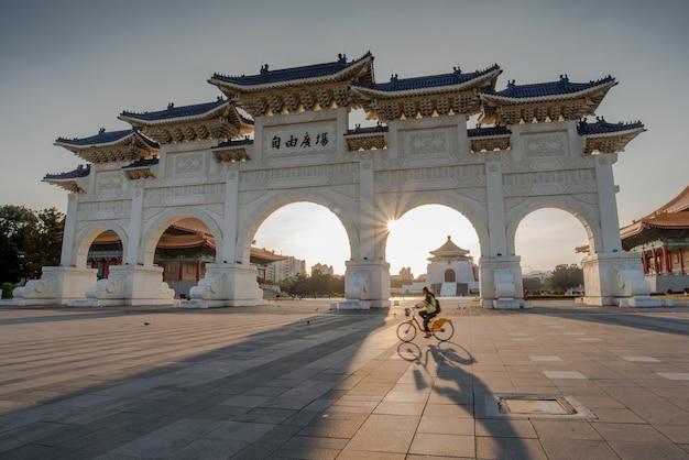 Tajwan tradycyjna architektura