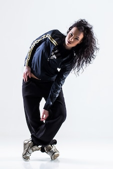 Tancerz hip-hopu