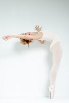 Tancerz w studio
