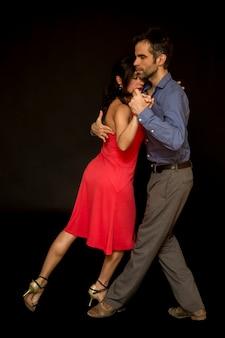 Tancerze tango