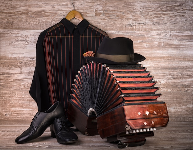Tango argentyńskie
