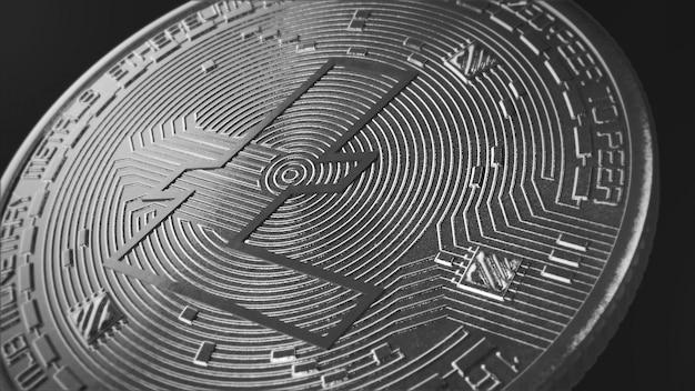 Tapeta na pulpit litecoin coin