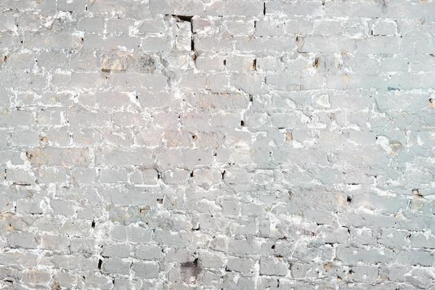 Tapeta na ścianę z szarej cegły