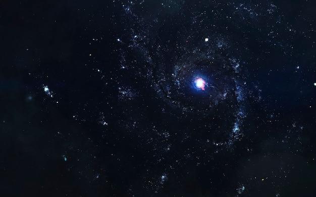 Tapeta science fiction supernova, narodziny gwiazdy, galaktyka w kosmosie. elementy tego zdjęcia dostarczone przez nasa