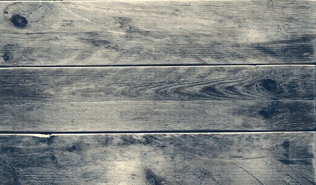 Tapeta z desek, szare tło, pozioma. wysokiej jakości zdjęcie