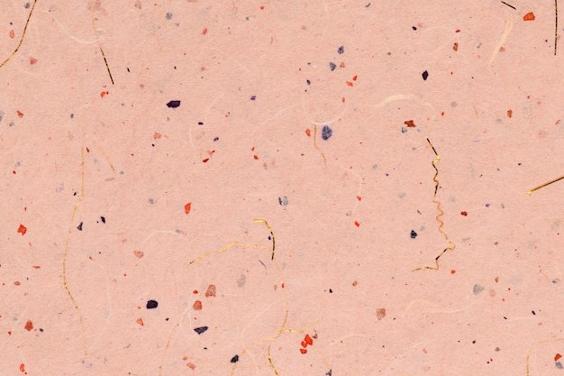 Tapeta z papieru brzoskwiniowego morwy