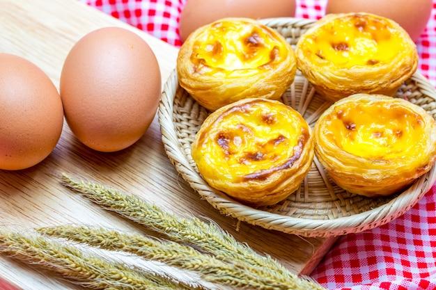 Tarta jajeczna