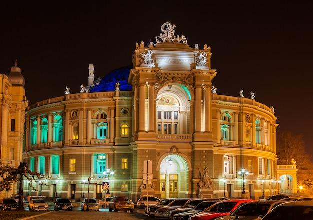Teatr opery i baletu w odessie – ukraina
