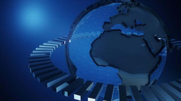 Technologia blue earth