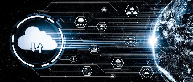 Technologia cloud computing i przechowywanie danych online w innowacyjnym ujęciu