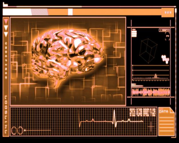 Technologia interfejsu pomarańczowego mózgu