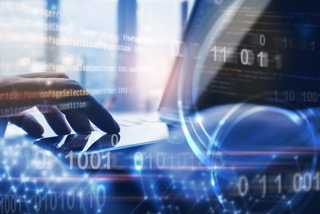 Technologia internetowa i koncepcja rozwoju oprogramowania cyfrowego