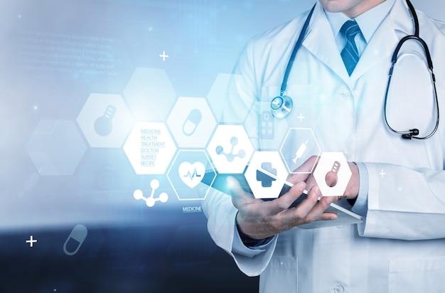 Technologia medyczna lub sieć medyczna