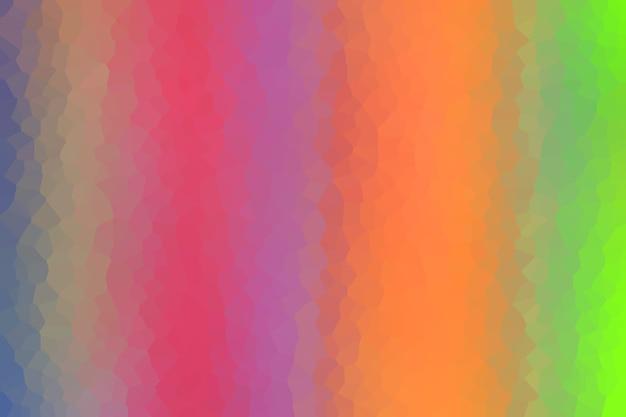 Tęczowa mozaika abstrakcyjny wzór tekstury, tapeta z miękkim rozmyciem tła