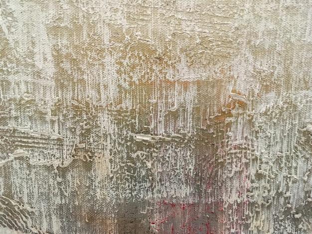 Tekstura abstrakcjonistycznej sztuki tła beżu kolory.