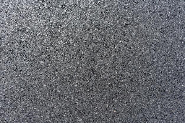 Tekstura asfaltowego tła nowa droga.