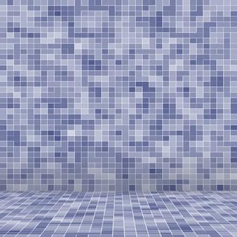 Tekstura basen mozaika dachówka tło.