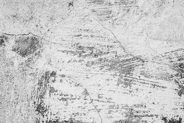 Tekstura betonowa ściana z pęknięciami i rysami