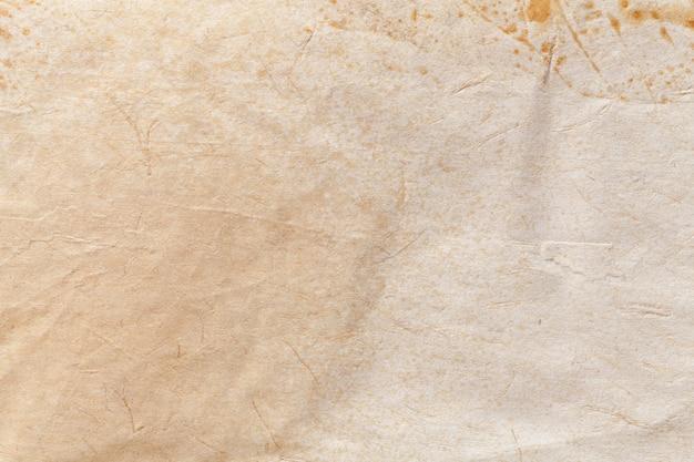 Tekstura beżowy stary papier